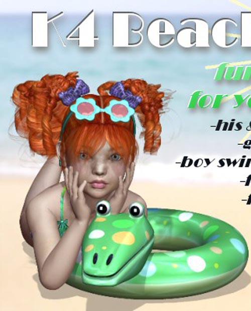 K4 Beach Baby