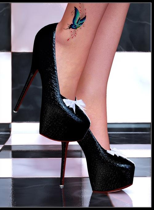 Allure Heels