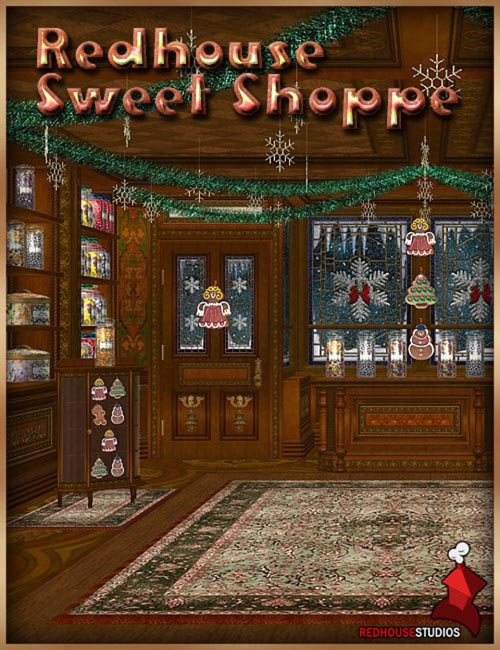 Redhouse Sweet Shoppe