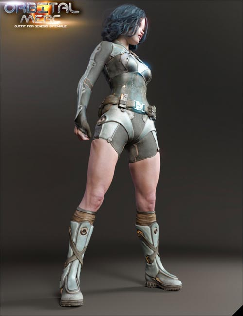 Orbital Merc for Genesis 8 Female(s)