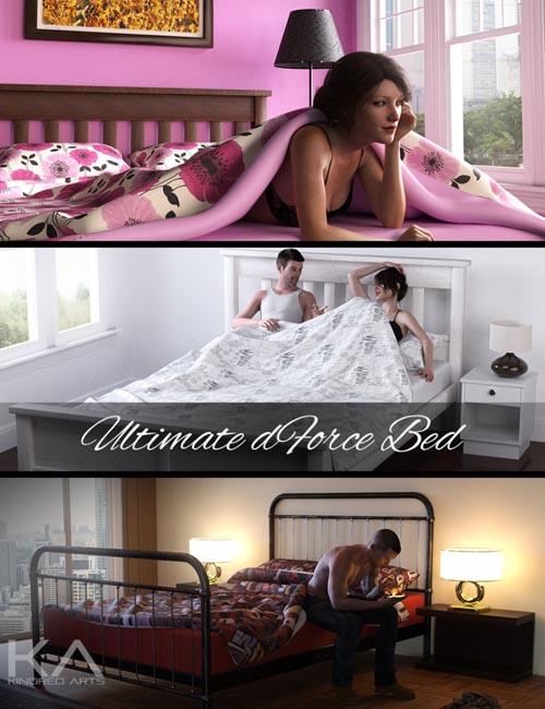 Ultimate dForce Bed