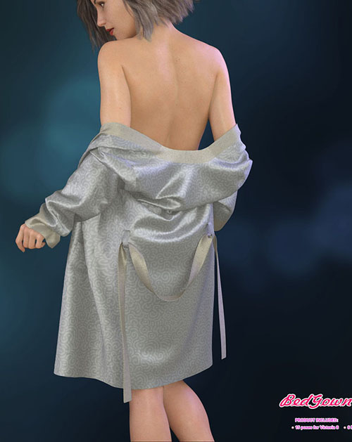 Bed Gown For Victoria 8