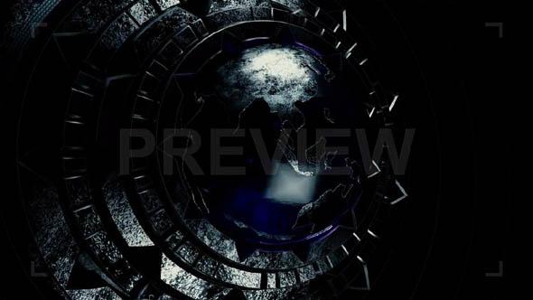 Steampunk Globe V2