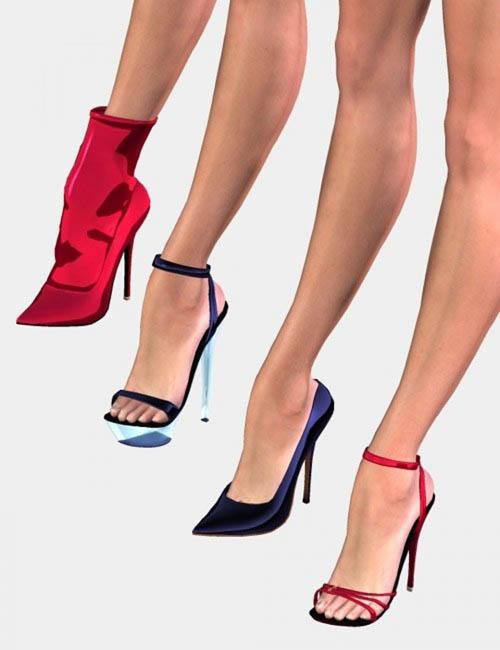 Victoria Night Life Shoe Pack