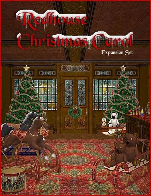Redhouse Christmas Carol Exp 1