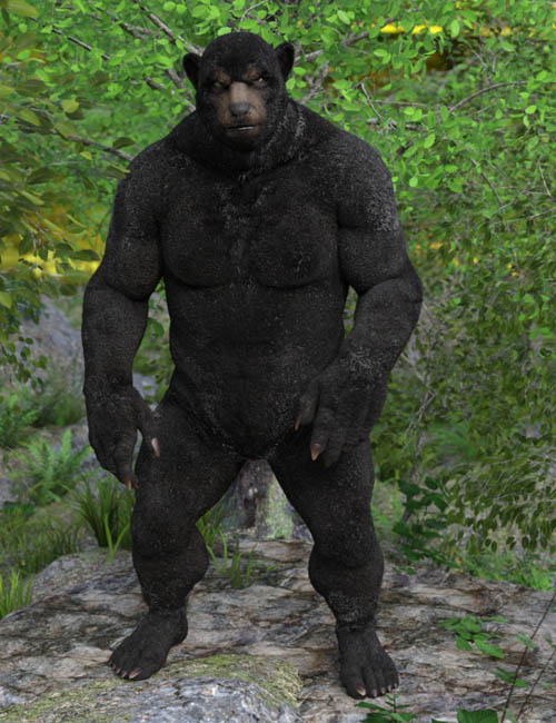 Lord of the Bears Transformed HD for Genesis 2 Male