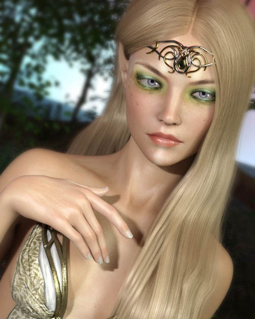 HP Luthril for Genesis 8 Female(s)