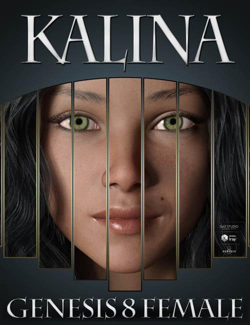 Kalina For Genesis 8 Female