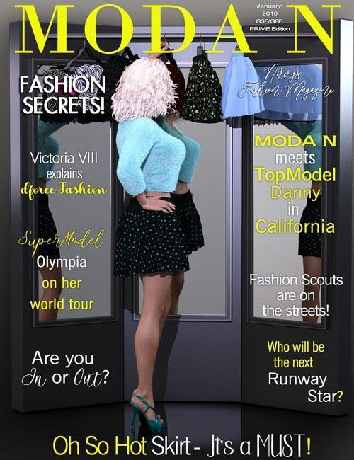 dforce Oh So Hot Skirt G3F G8F