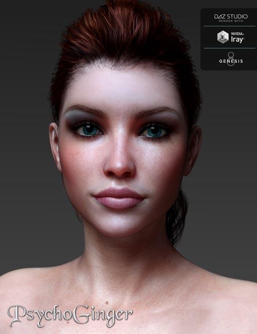 Melany for Genesis 8 Female