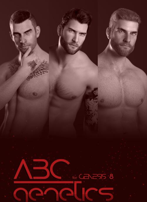 ABC Genetics for Genesis 8 Male - addon