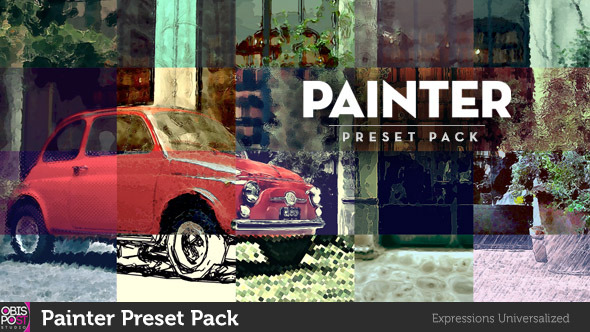 Painter Preset Pack