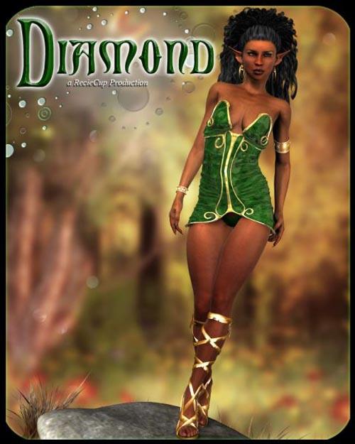 Diamond V4A4