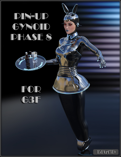 Pin-Up Gynoid Phase8 for G3F