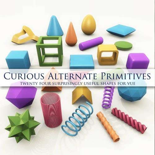 Curious Primitives for Vue