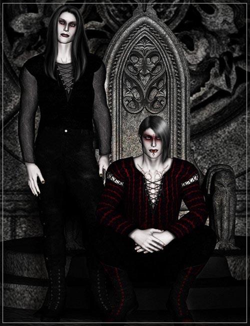 Goth Guys