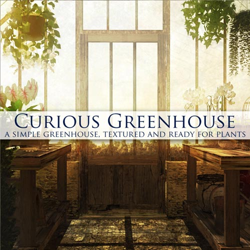 Curious Greenhouse for Vue