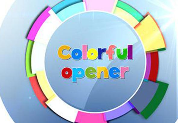 Kids Colorful Opener