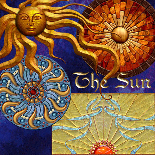 Harvest Moon's The Sun