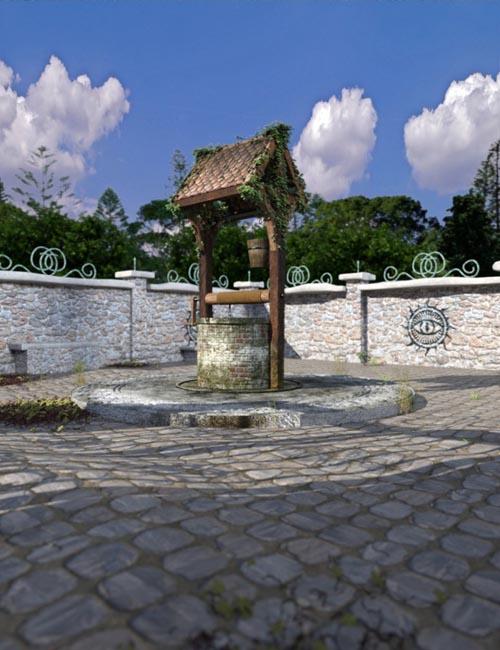 Enchanted Courtyard