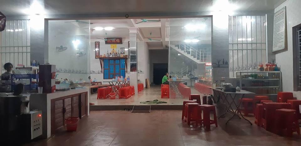 Nhà hàng Trung Thủy