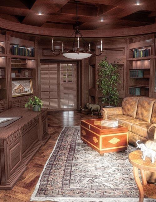 FG Dean's Office Bundle
