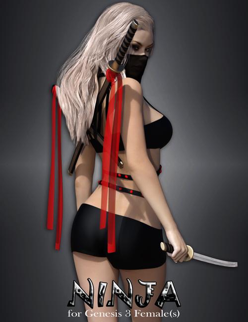 Ninja for Genesis 3 Females