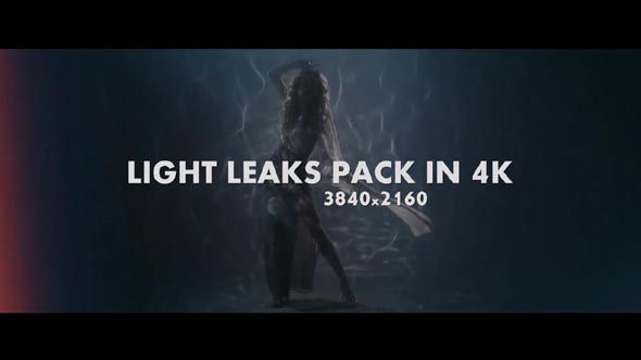 Light Leaks Pack