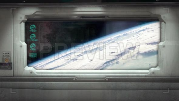 Spaceship Window Pack 2