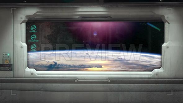 Spaceship Window Pack 1