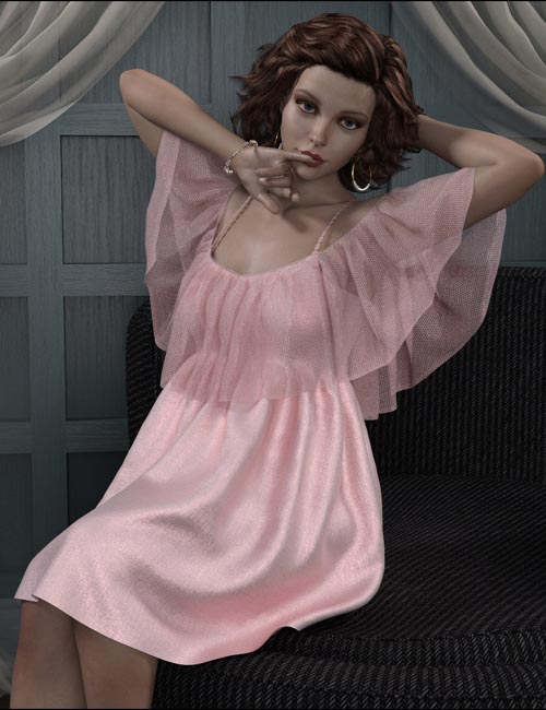 dForce - Gypsy Dress for G8F