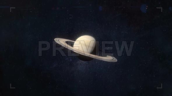 Approaching the Planet Saturn