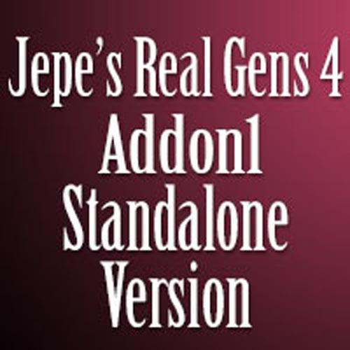 Jepe's RG 4 Addon (Standalone)