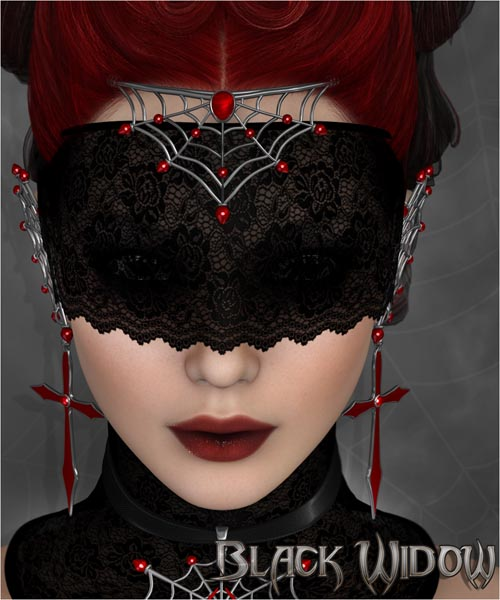 Black Widow - Jewels & more