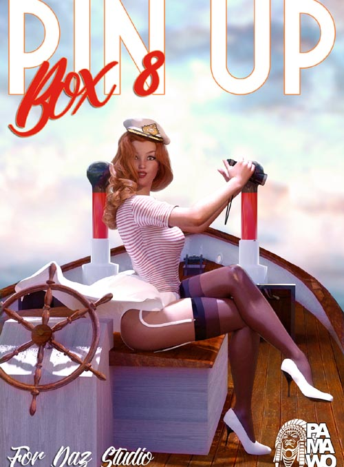 Pin Up Box 08 for DS