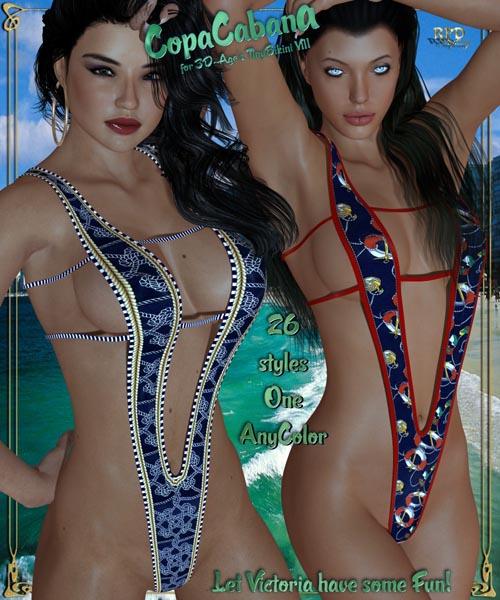 Tiny Bikini VIII - Copacabana