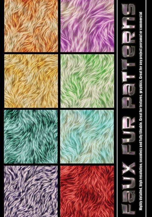 Faux Fur Patterns