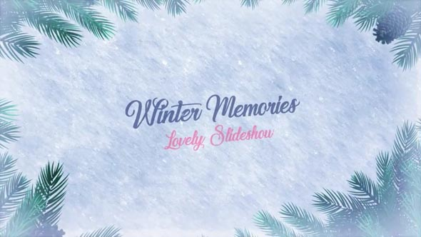 Winter Memories Slideshow