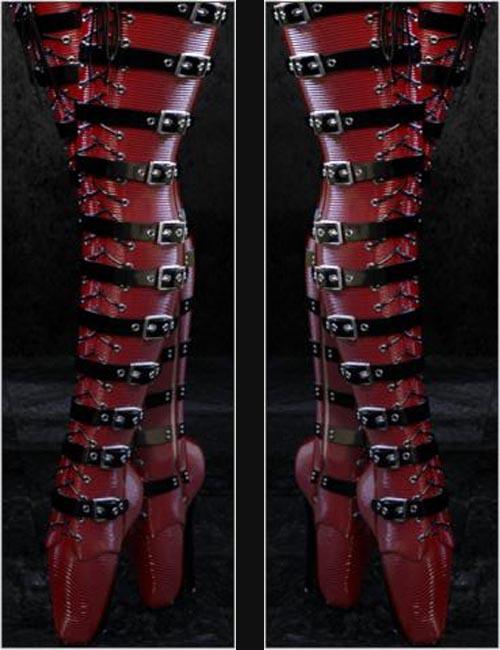 Meliora Boots G3F