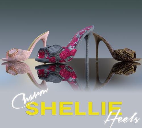 Charm Shellie Heels