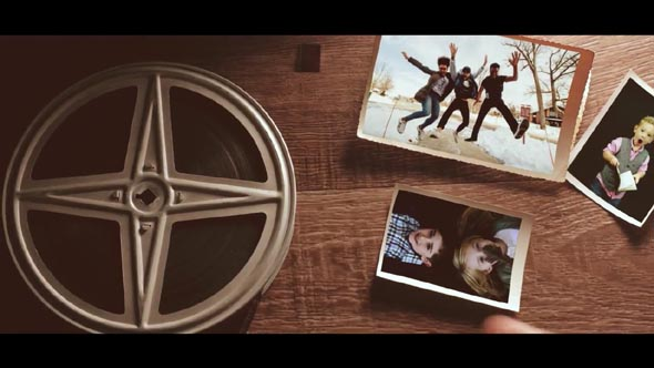 Vintage Memories - Film Projector