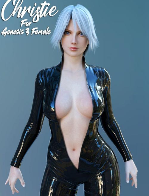 Christie Face and BodyMorph for Genesis 3 Female