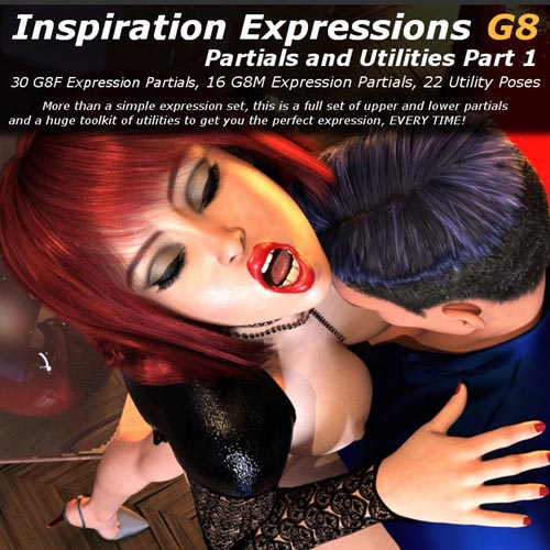 Inspiration Expressions G8 1