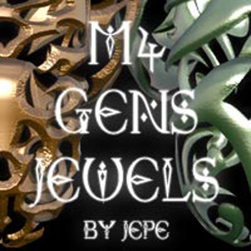 Jepe's M4Gens BodyJewels