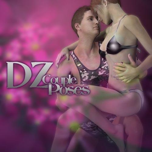 DZ Couple Poses Set 9