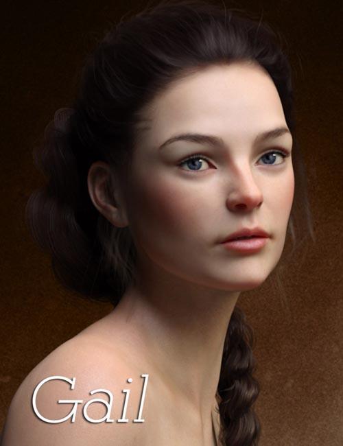 Gail for Genesis 8 Female