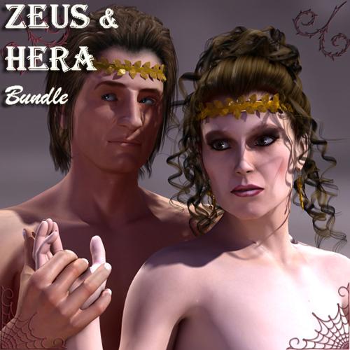 Zeus & Hera Bundle