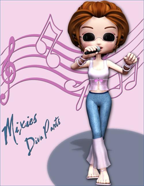 Mixies Diva Pants