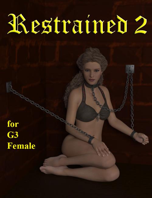 Restrained 2 For G3 Female