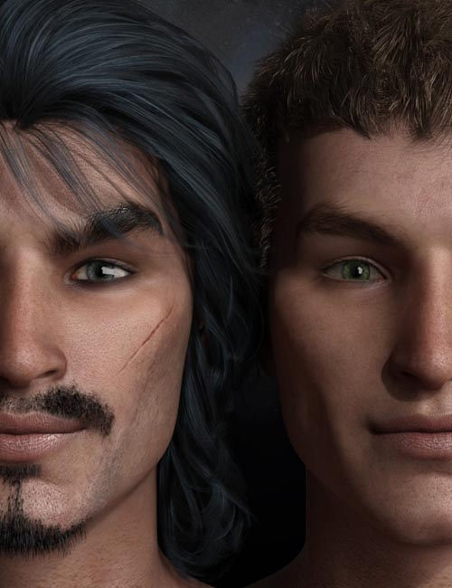 CC Cillian for Genesis 3 Male